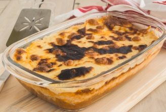 Bechamel Pasta (8-10 people)